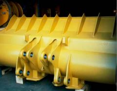 Engineering design of heavy machinery