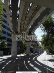 Proyectos de objetos de infraestructura
