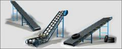 Repair and modernization of transport conveyors