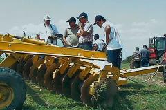 Mantenimiento de Equipos Agricolas.