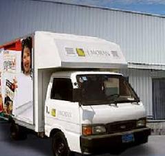 Servicios de almacenajes de deposito con equipo para carga/descarga de productos alimenticios
