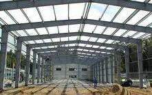 Proyectos de estructuras metálicas de angares según los proyectos individuales