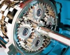 Servicios de reparación y mantenimiento de transmisiones industriales