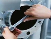 Servicios de reparacion y mantenimiento de sistemas de lubricacion de maquinaria industrial