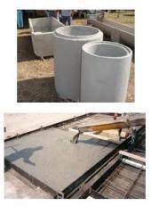 Premoldados de concreto