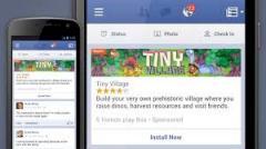 Aplicaciones Móviles / Facebook