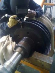 Recuperación de Turbina a Vapor