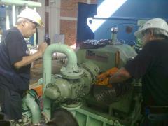 Análisis Predictivo, verificación y medidas de fallas de motores y turbinas