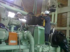 Procesos de Montaje de Turbinas