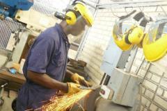 Desarrollo de proyectos el área metal mecánica,