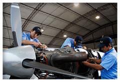 TMA Taller de Mantenimiento Aeronáutico