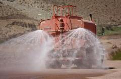 Servicio de investigaciones de seguridad de trabajo en la industria minera