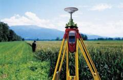 Servicios de geodesia, estudio de impacto ambiental