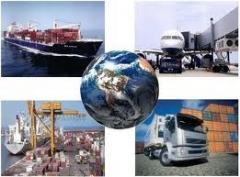 Transporte y local y distribuicion
