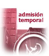 Admisión Temporal