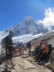 Santa Cruz Trek & Climbing Pisco 8 days