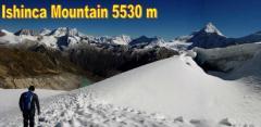 ISHINCA CLIMBING 5530 M