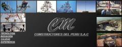 C Y M Constructores del Perú