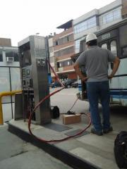 INSTALACIONES DE GAS NATURAL O GLP INDUSTRIAL, RESIDENCIAL Y COMERCIAL
