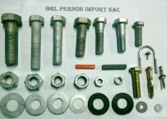 BRL PERNOS IMPORT SAC Fabricación y Montaje de Estructuras Metálicas, Ingeniería, Accesoria y Consultoría