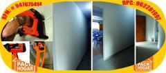 Proyecto de remodelación de oficinas. Estudio y propuesta.
