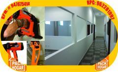 Remodelaciones, viviendas, oficinas, arquitecto y