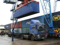 Agente carga internacional y aduana