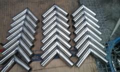 Servicio de mantenimiento de metales pulidos