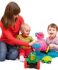 Niñera para chile bebe recien nacido todos los beneficios de ley