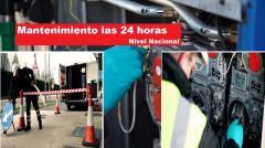 Mantenimiento, reparación, puesta en marcha, venta y repuestos de equipos Dispensadores / Surtidores de combustible y GLP