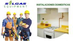 Gas Instalaciones