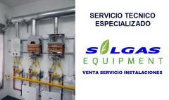 Servicio Tecnico Termas A Gas