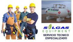 Servicio Tecnico Tanque Para Gas