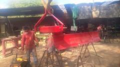 Reparación y fabricación de Maquinarias agricola