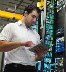 Instalación y Mantenimiento Cableado Estructurado, Sistemas (SCE), Auditorías,