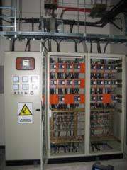 Servicios de tableros eléctricos