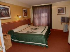 Hotel room: One-room double