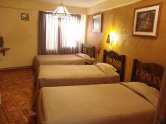 Hotel rooms: rooms for three persons, standard