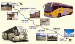 Bus stages