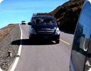 Tourism on own automobile