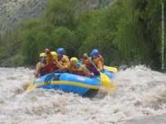 Canotaje Río Colca, Majes