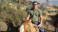 Paseos a caballo en Sacsayhuaman 1, 2 día en Cusco