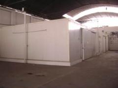 Hire and rent of freezers
