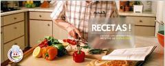 Servicio de recetas