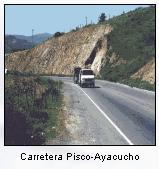 Rehabilitación y Mejoramiento de la Carretera
