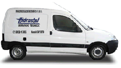 Service of compressor equipment