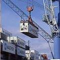 Servicio de transporte internacional de mercancias