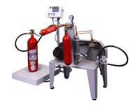 Recharging of extinguishers