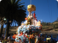 Gira a Festividad de la Virgen Del Carmen