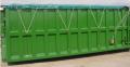 Reparación estructural de contenedores.